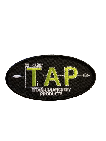 Iron-On TAP Patch
