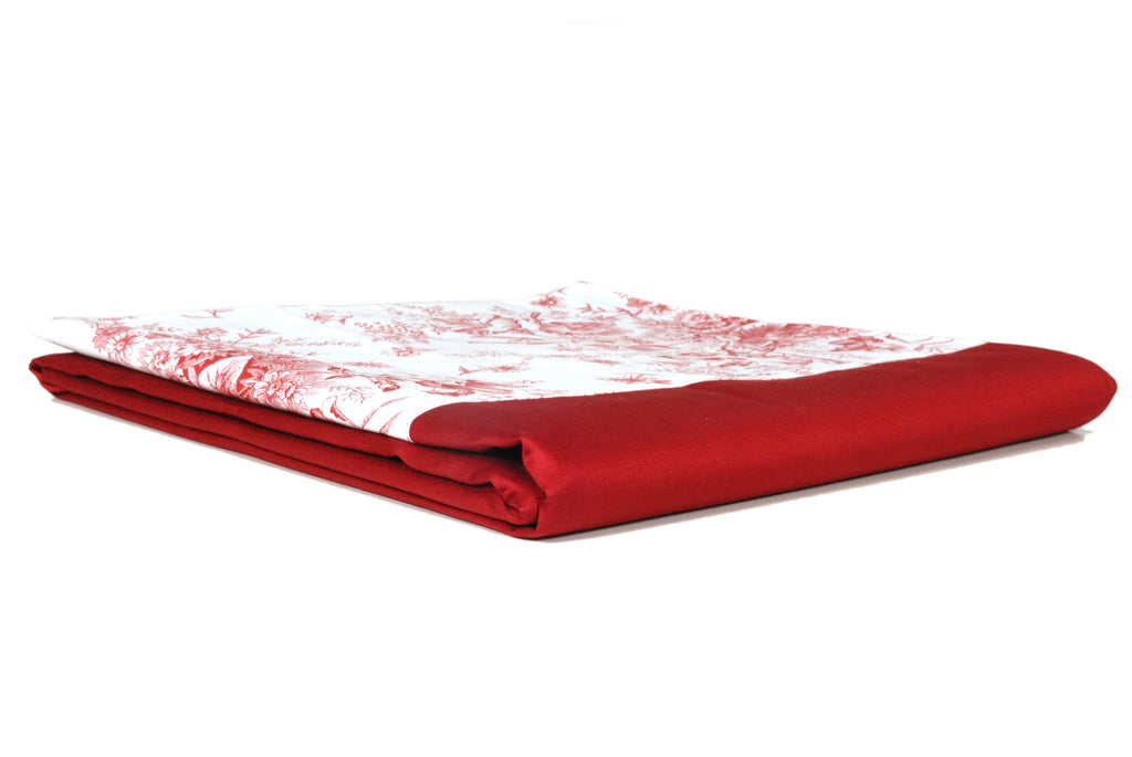 Sateen Flat Sheet - Ortona