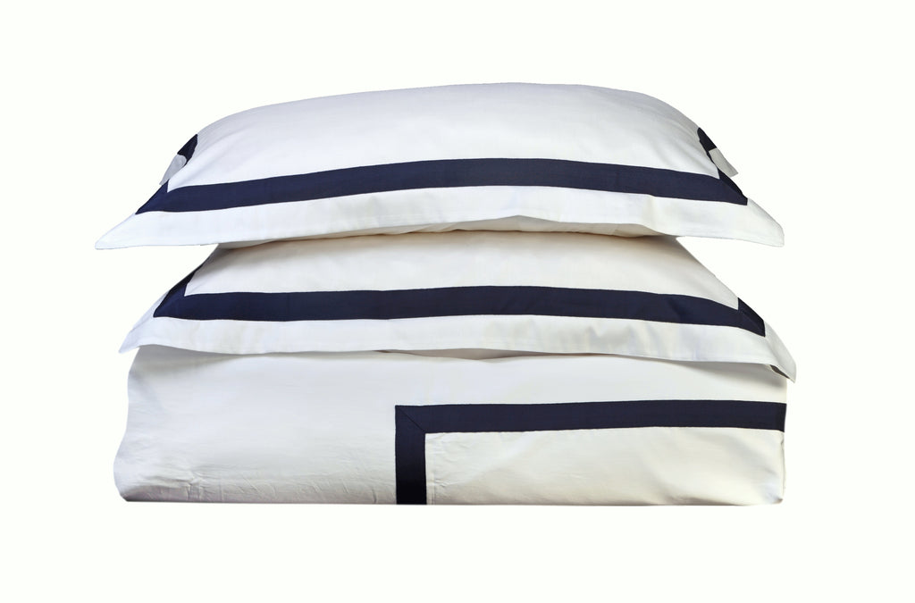 Luxury Sara Sateen Duvet Cover Set - Ponti Home
