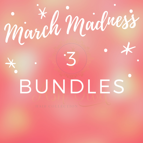 March Madness - 3 Bundles