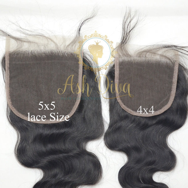Lace Closure- 4x4