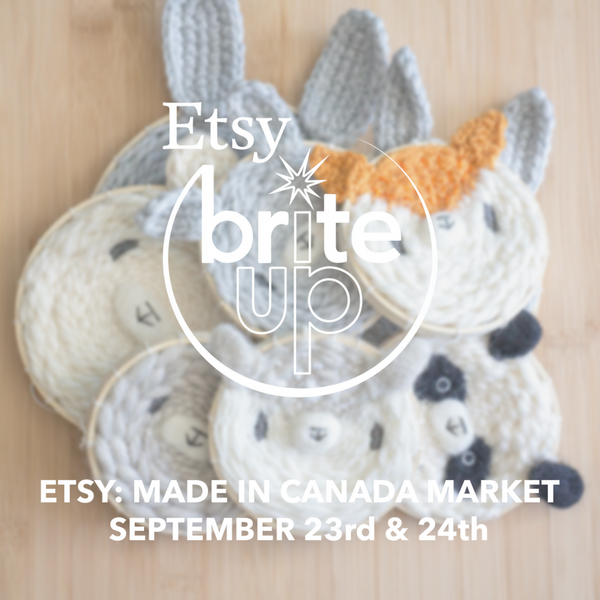 Mint and Woolly Etsy Made in Canada Market 2017