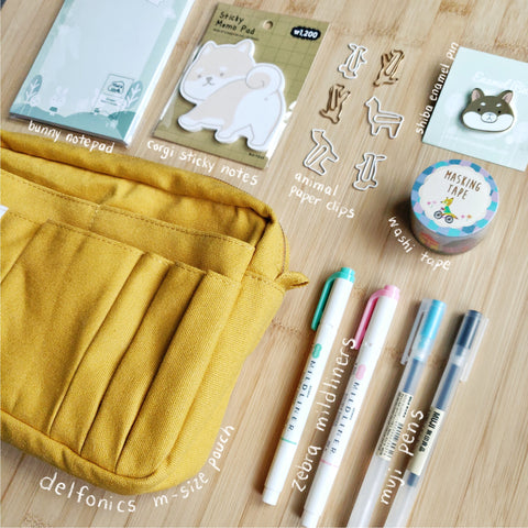 Mint & Woolly Stationery Giveaway