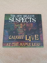 CD:  Caught Live At The Maple Leaf: