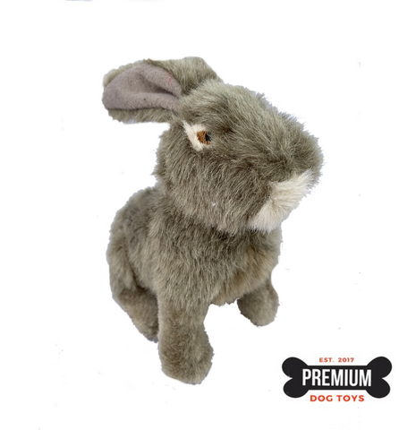 American Classic Hare Squeaky Toy
