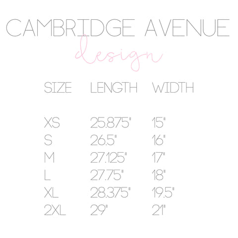 Bachelorette Tanks - Cambridge Avenue Design