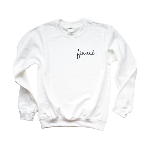 Fiance Sweatshirt, Bridal Shower Gift, Feyonce Shirt, Fiance Shirt, Newly Engaged Gift, Engagement Gift, Bride to be Shirt,  I said yes,Gift - Cambridge Avenue Design