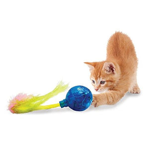 Categories Zany Cat Pouncing Action Electronic Toy Ball