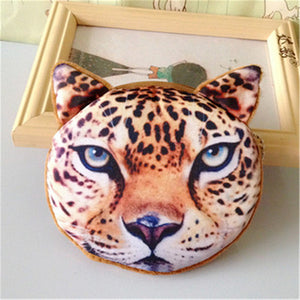 Animal Themed Graphic Coin Purse