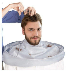Aprons MESS-FREE PRO™ Hair Cutting Cloak - DiyosWorld