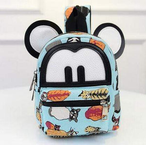 Backpacks Iconic Cartoon Backpack Cat Print - DiyosWorld