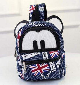 Backpacks Iconic Cartoon Backpack Flag Print - DiyosWorld