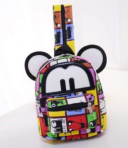 Backpacks Iconic Cartoon Backpack Vibrant Print - DiyosWorld