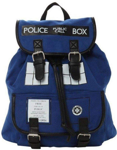 WHOVIAN Tardis Backpack