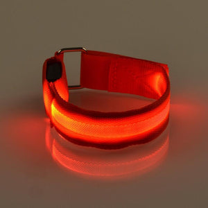Glowing LED Arm/Wrist Bands