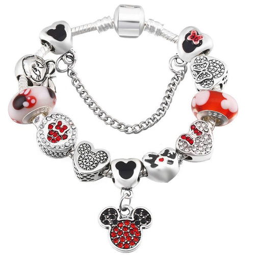cartoon DIYOS Passion™ Charms Bracelet 16cm - DiyosWorld
