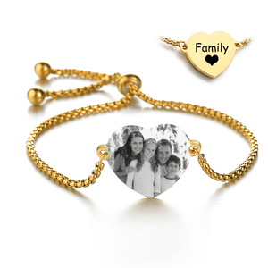 Chain & Link Bracelets DIYOS Moments™ Personalized Bracelet - DiyosWorld