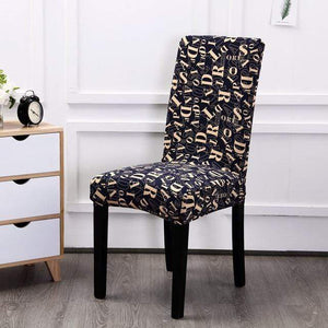 Chair Cover Diyos Home™ Designer Chair Cover [Buy 1 Get 2nd at 30% OFF] G - DiyosWorld