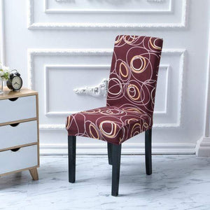 Chair Cover Diyos Home™ Designer Chair Cover [Buy 1 Get 2nd at 30% OFF] H - DiyosWorld
