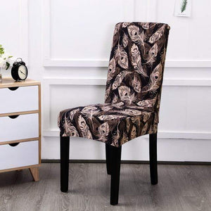 Chair Cover Diyos Home™ Designer Chair Cover [Buy 1 Get 2nd at 30% OFF] C - DiyosWorld