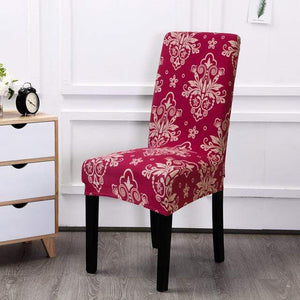Chair Cover Diyos Home™ Designer Chair Cover [Buy 1 Get 2nd at 30% OFF] D - DiyosWorld