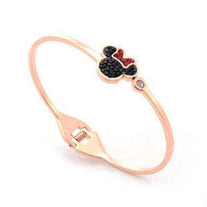 Iconic Cartoon Bangle Bracelet