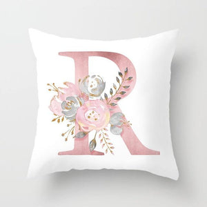 Cushion Cover Pink Love Decorative Pillow Cushion Covers R - DiyosWorld