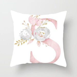 Cushion Cover Pink Love Decorative Pillow Cushion Covers S - DiyosWorld