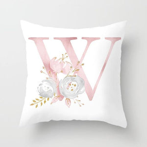 Cushion Cover Pink Love Decorative Pillow Cushion Covers W - DiyosWorld