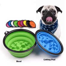 Load image into Gallery viewer, Healthy Pet Bowl and Lick Pad