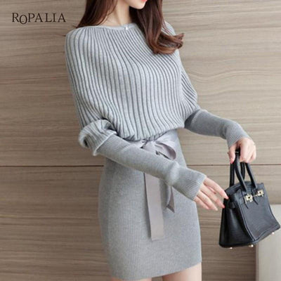 Bodycon Sweater Dress