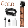 Load image into Gallery viewer, Hair Trimmers PRO-TRIM™ Hair Trimmer VINTAGE GOLD - DiyosWorld