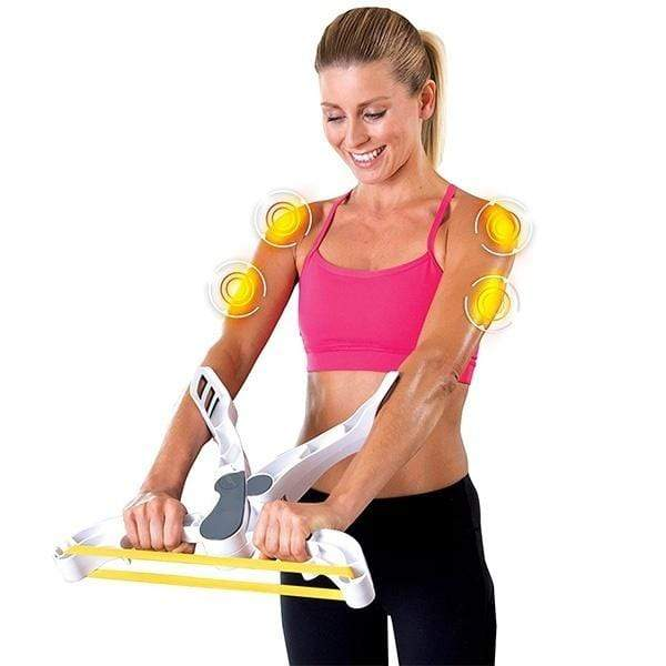 Hand Gripper Strengths DIYOS FIT™ Arms Muscle Trainer [3 Resistance Bands Included] - DiyosWorld
