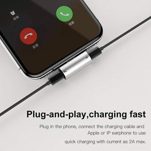 Home DIYOS™ 2 in 1 Adapter iPhone - DiyosWorld