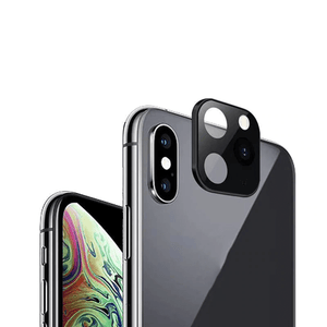 Home Lens (Change to iPhone 11) Black / iPhone X or XS / Without Case - DiyosWorld
