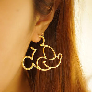 Stylish Cartoon Earrings