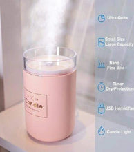 Load image into Gallery viewer, E-Candle Humidifier And Air Purifier