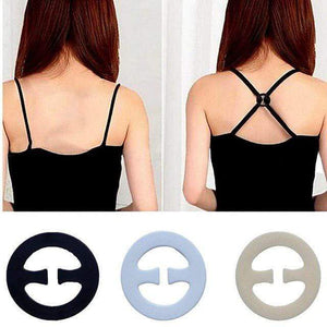 intimates' accessories Adjustable Invisible Bra Buckle Clips (Set of 9) - DiyosWorld