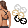 Load image into Gallery viewer, intimates' accessories Adjustable Invisible Bra Buckle Clips (Set of 9) - DiyosWorld