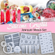 Load image into Gallery viewer, DIYOS™  DIY Crystal Mold Kit [83 Pcs]