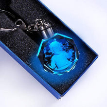 Load image into Gallery viewer, Custom LED Keychain