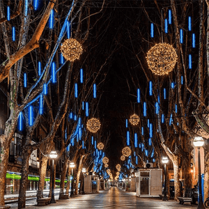 LED String Decorative Snowfall LED Lights - DiyosWorld