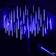 Load image into Gallery viewer, LED String Decorative Snowfall LED Lights BLUE (48 LIGHT WICKS) / AU/NZ Plug - DiyosWorld