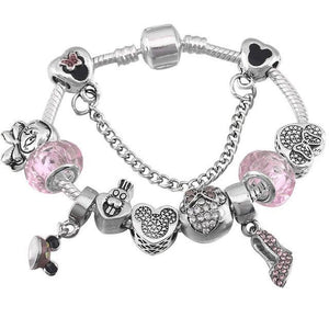Fairytale Bracelet Light Pink / 16cm - DiyosWorld