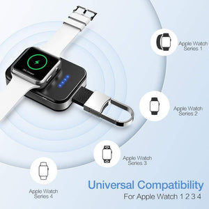 Wireless  Power-bank For Apple Watch