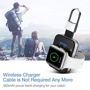 Mobile Phone Chargers Wireless Power-bank For Apple Watch - DiyosWorld