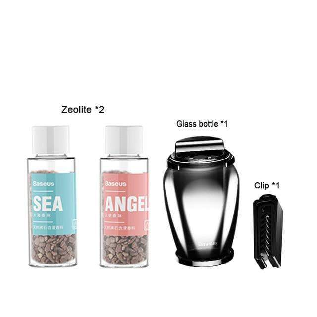 Universal Aromatherapy Zeolite Car Holder