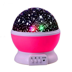 Night Lights DIYOS™ Night Sky Lamp Pink - DiyosWorld