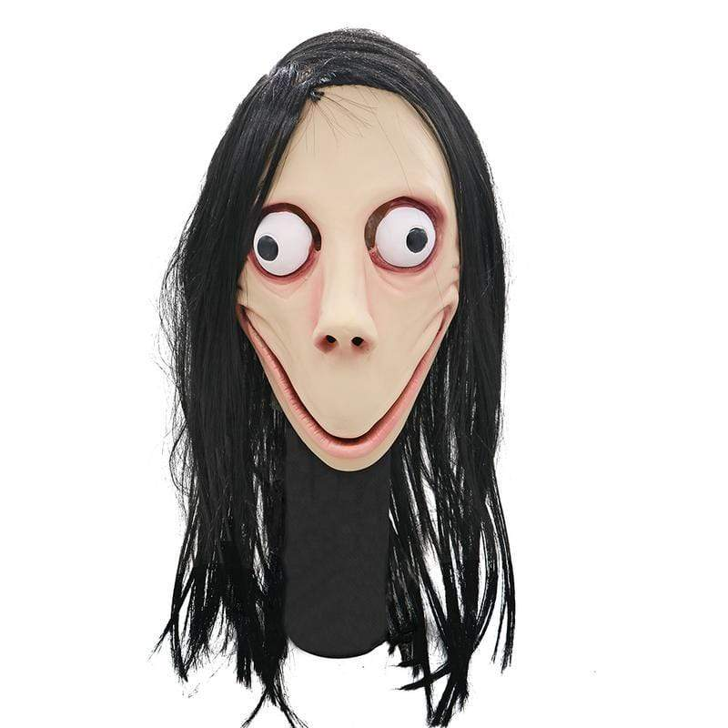 MOMO Scary Face Mask