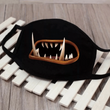 Load image into Gallery viewer, Party Masks Spooky Face Mask Shark - DiyosWorld